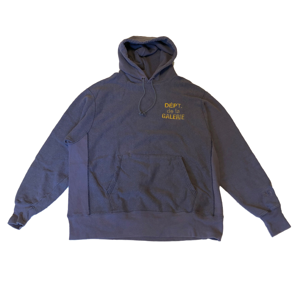 GALLERY DEPT French Logo Hoodie Special Eddition