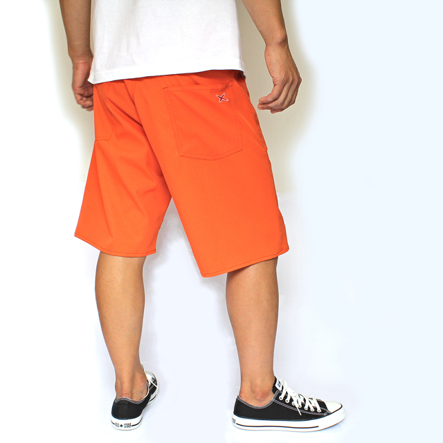 iggy shorts ICON ORANGE - 画像1