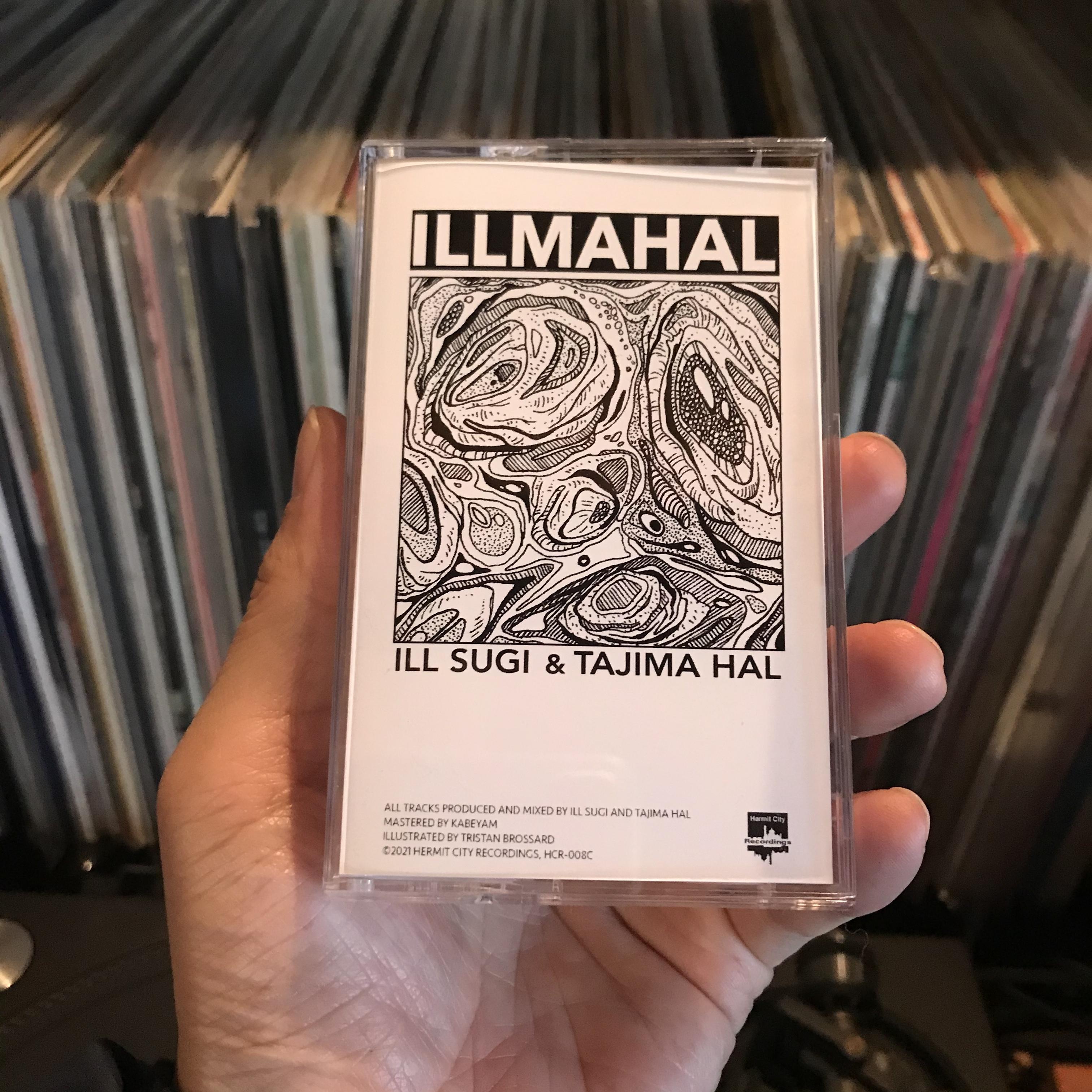 【委託】ILL SUGI & TAJIMA HAL/ILLMAHAL(カセット)