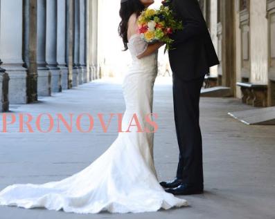 PRONOVIAS KIARA / プロノビアス キアラ(38)