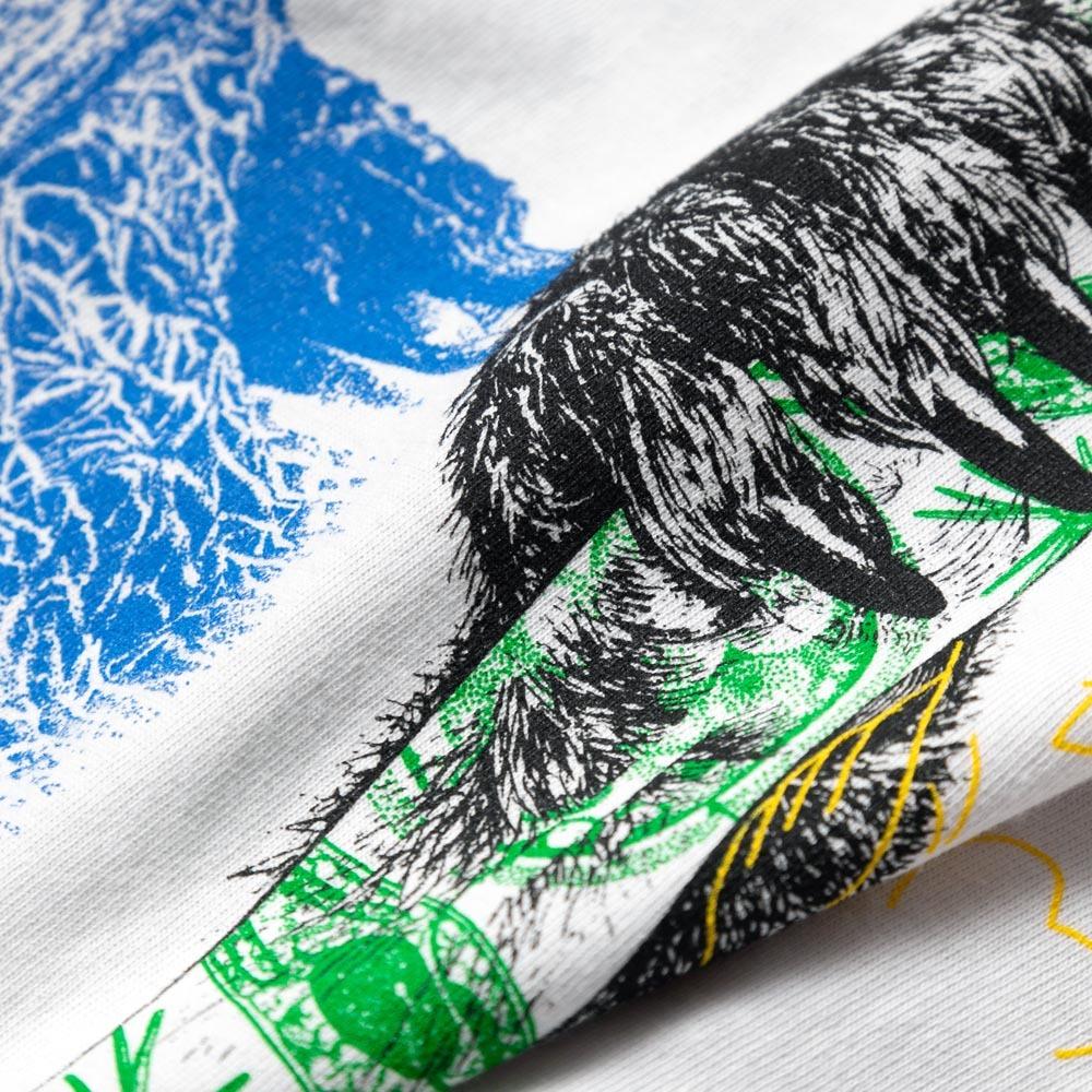 Wet Paint designed by Hisham Akira Bharoocha ICE GRAY