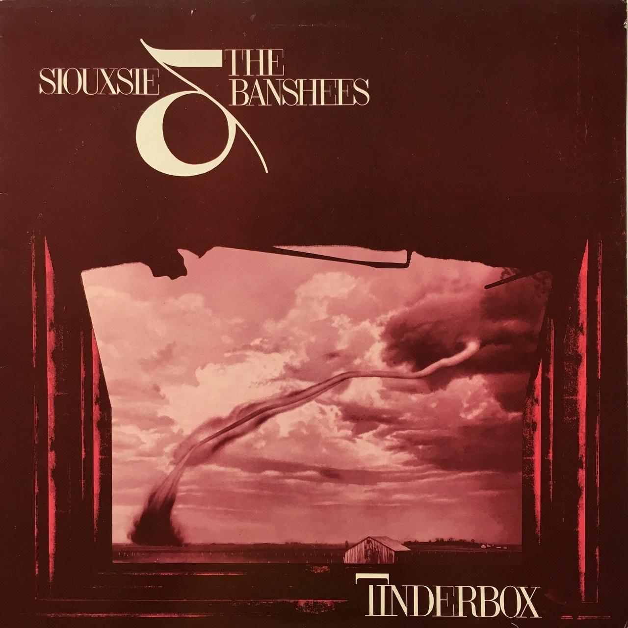 【LP・英盤】Siouxsie & The Banshees / Tinderbox
