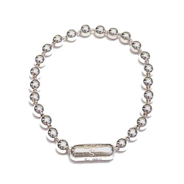 ball chain bracelet -L- regular.