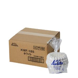 Kalita 22212 ウェーブフィルター KWF-185 (100枚入り)