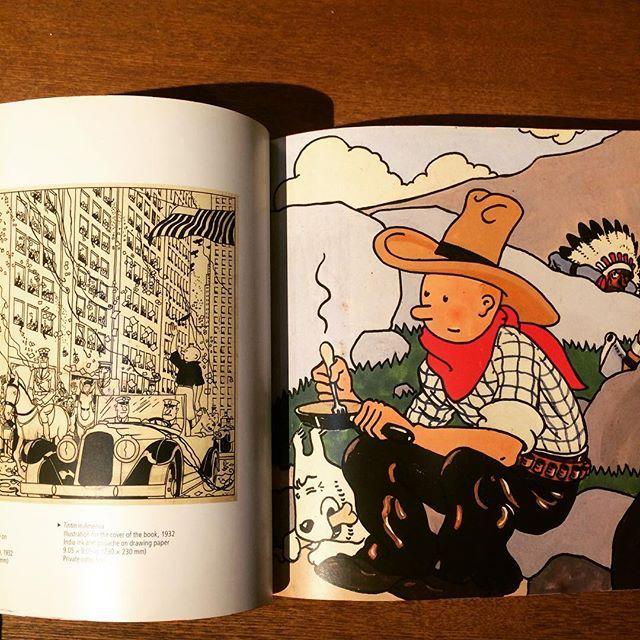 作品集「Tintin: The Art of Hergé」 - 画像2