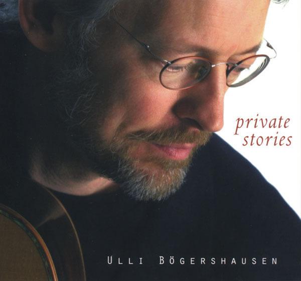 AMC35101542 Private Stories / Ulli Bögershausen (ウリ・ベルガーズハウゼン)(CD)