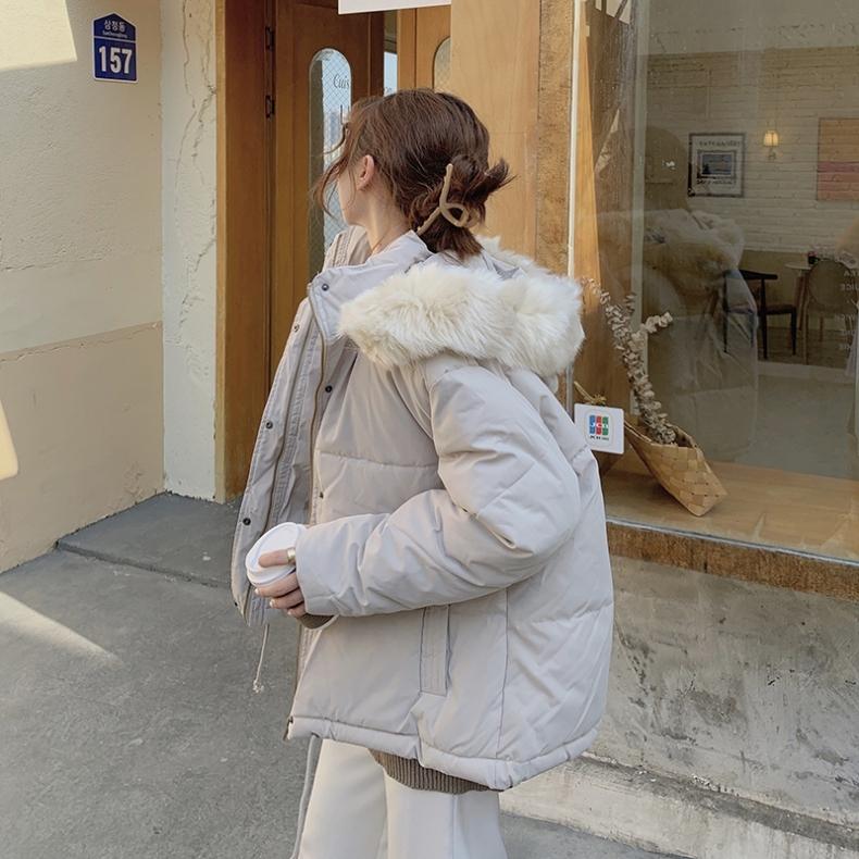 パステルカラーダウンジャケット【pastel color down jacket】