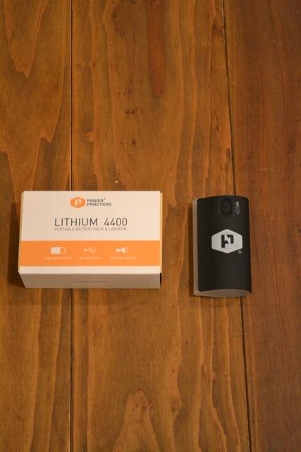 Luminoodle LITHIUM 4400