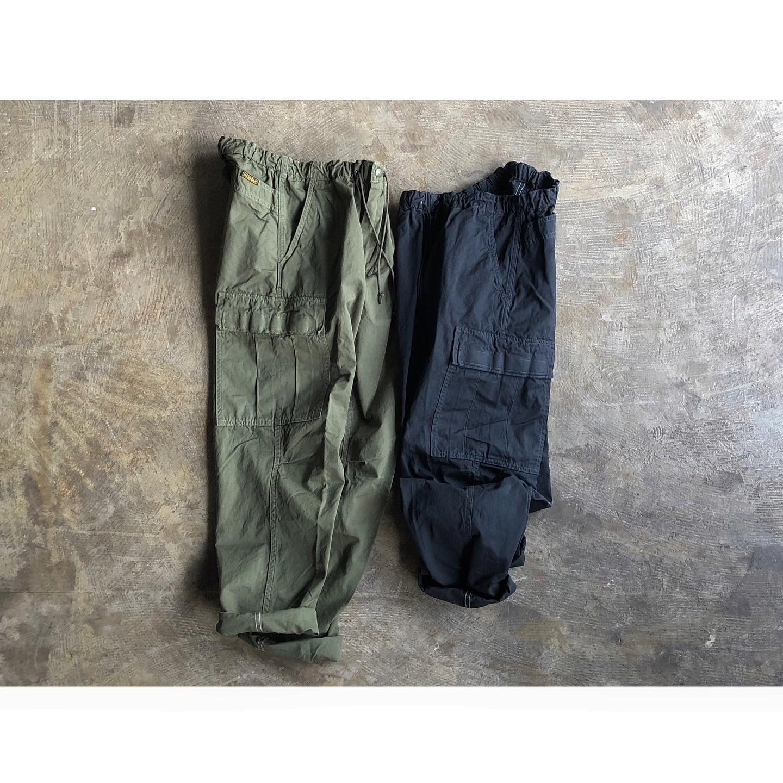 orSlow(オアスロウ) Cotton Weather Cloth Easy Cargo Pants