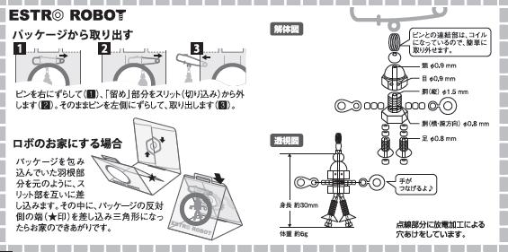 estro robot standard スタンダード