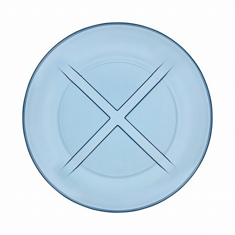 Kostaboda コスタボダ BRUK テーブルウェア サイドプレート ブルー (7071603)