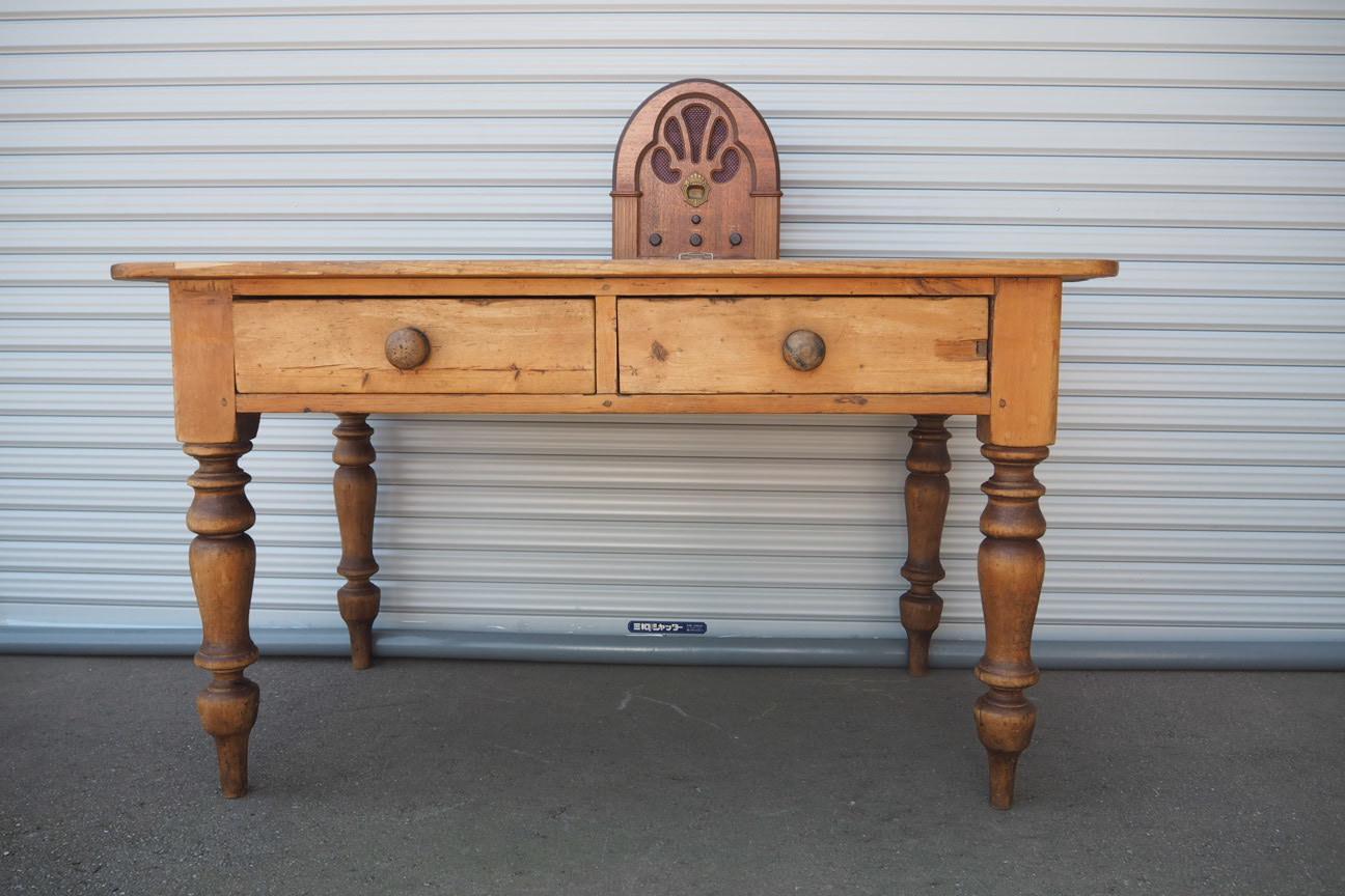 品番0463 1920年代 アンティークテーブル 011