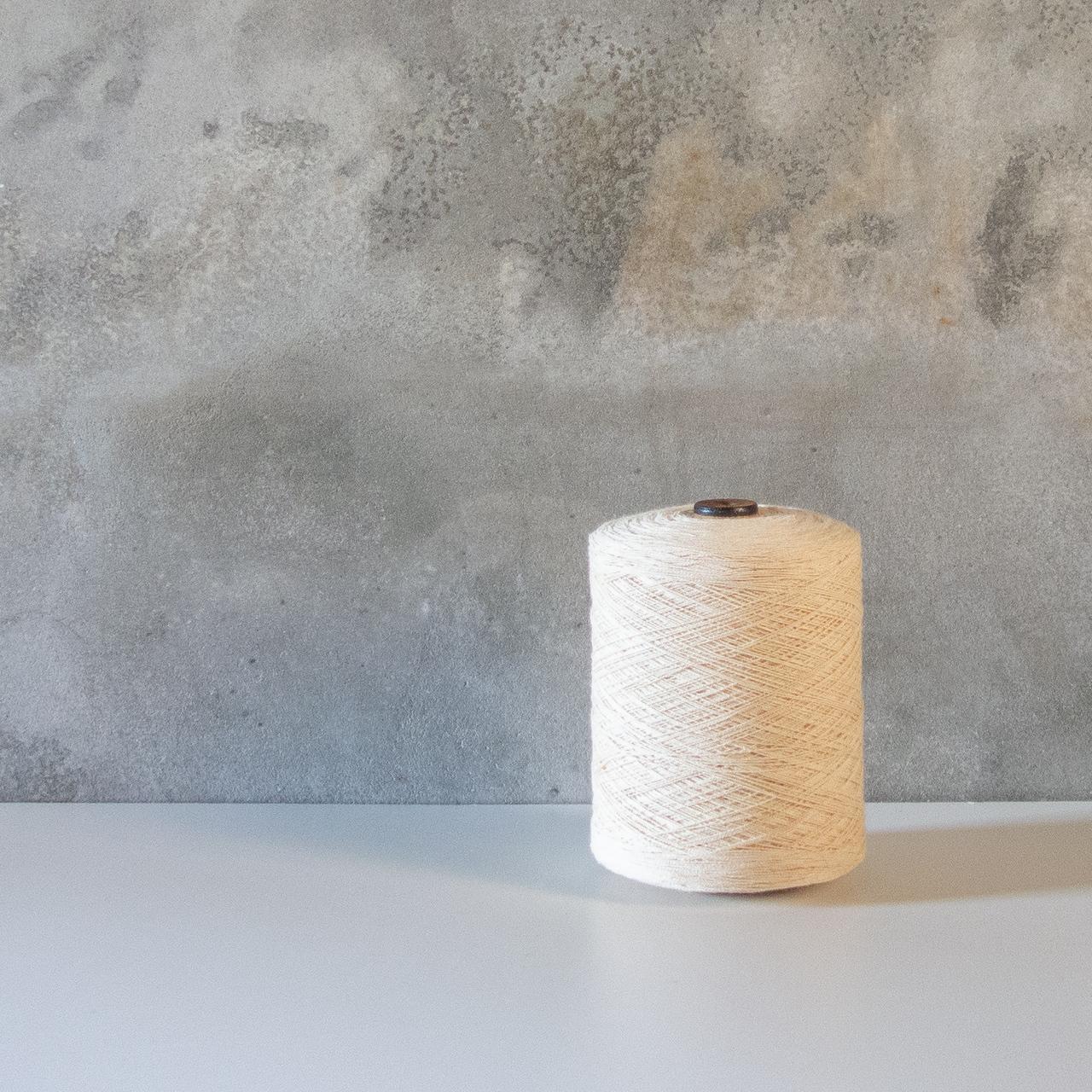 生成りの綿糸