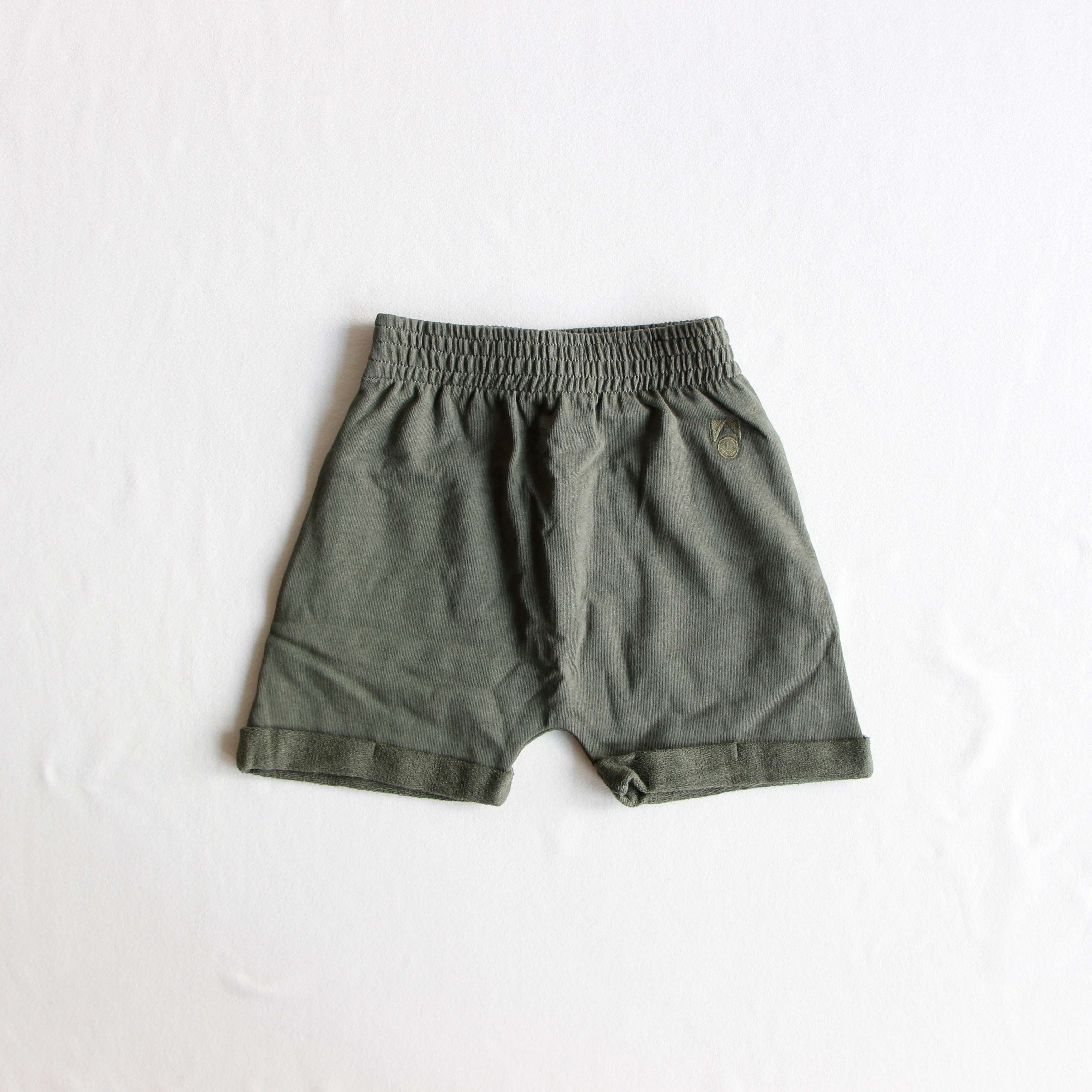 《main story 2019SS》SWEAT SHORT / forest