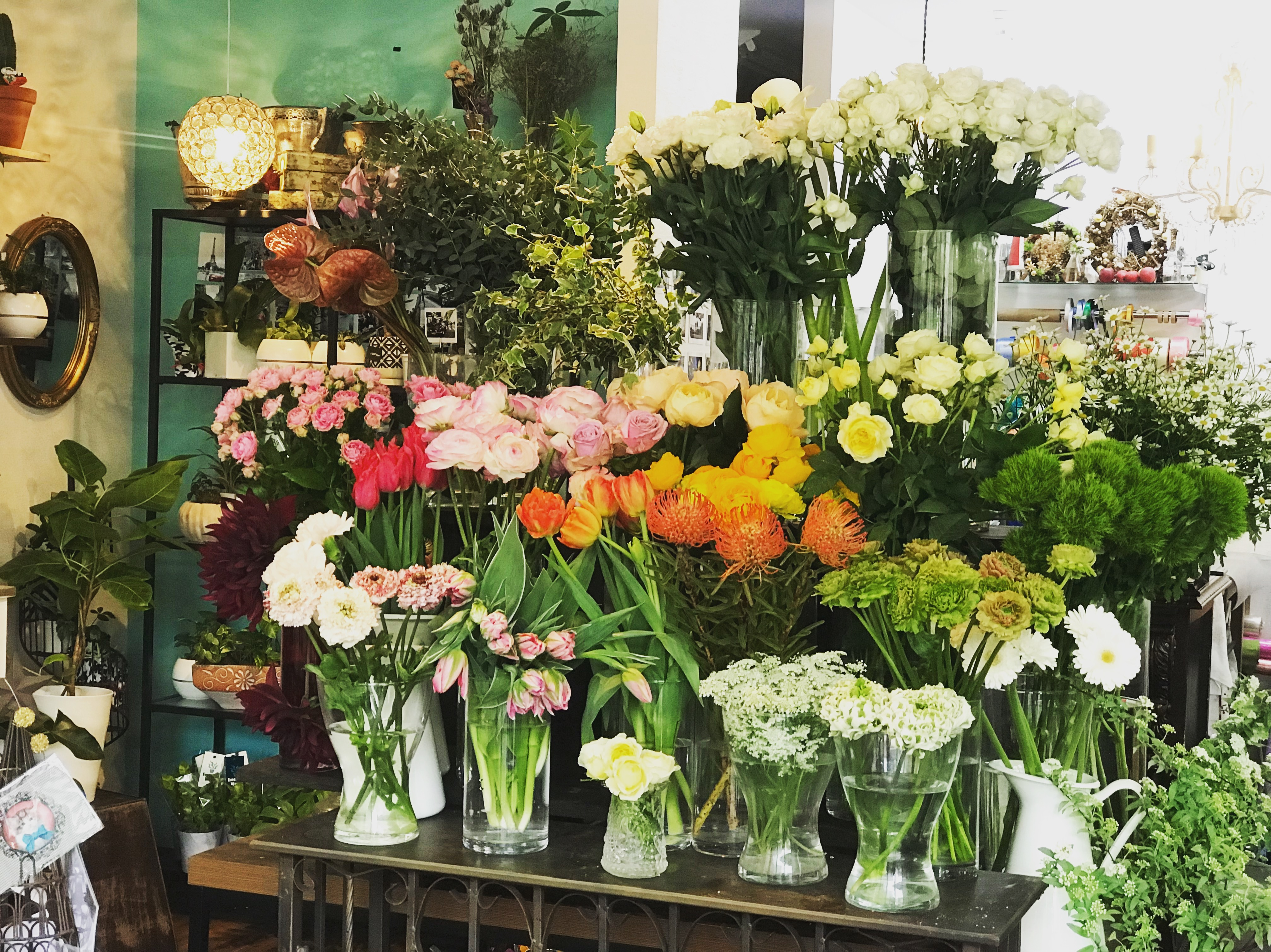greengreen parfum de fleurs 定期便(1か月2回セット)