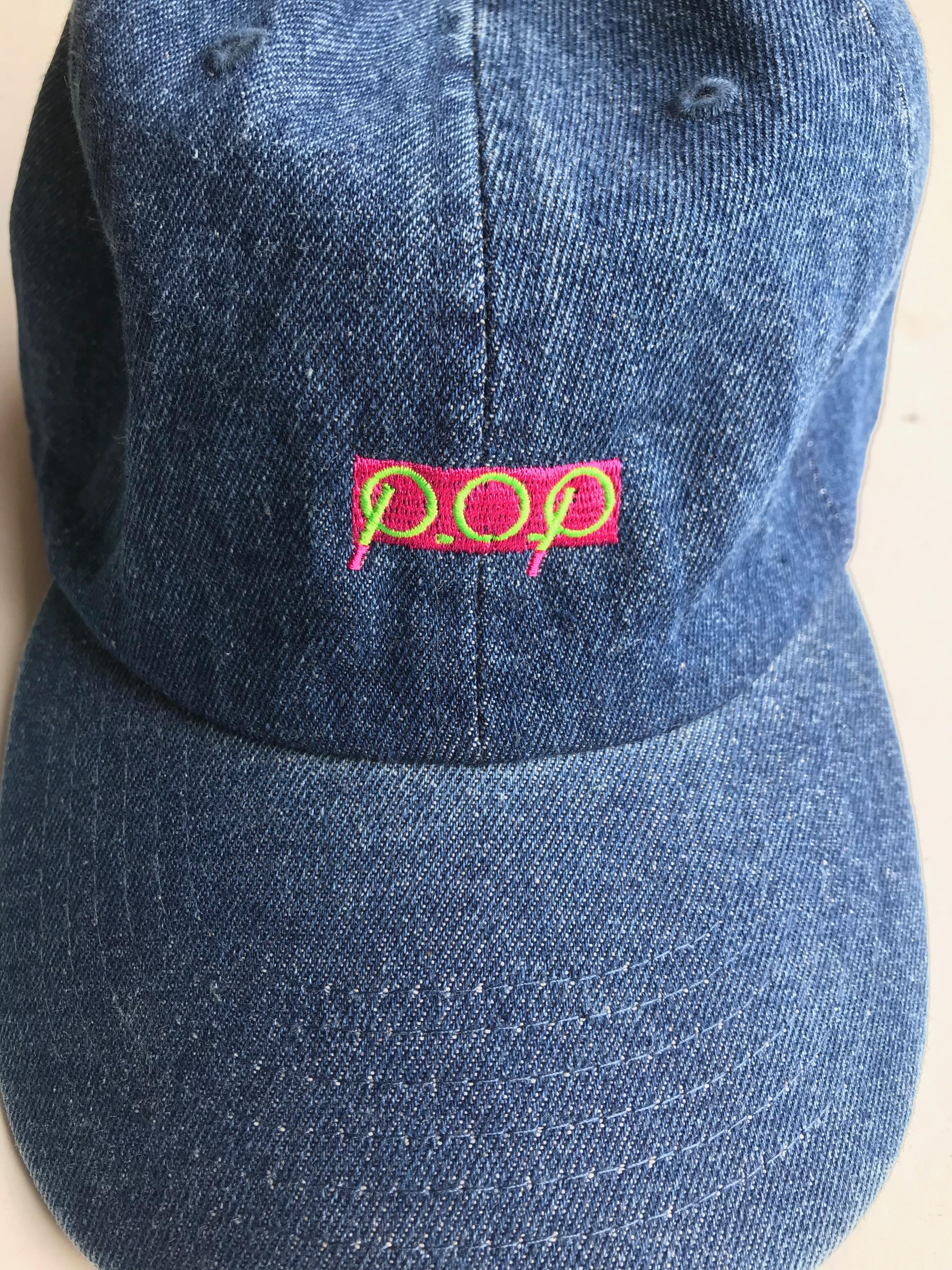 P.O.P CAP 2019 SUMMER - 画像2