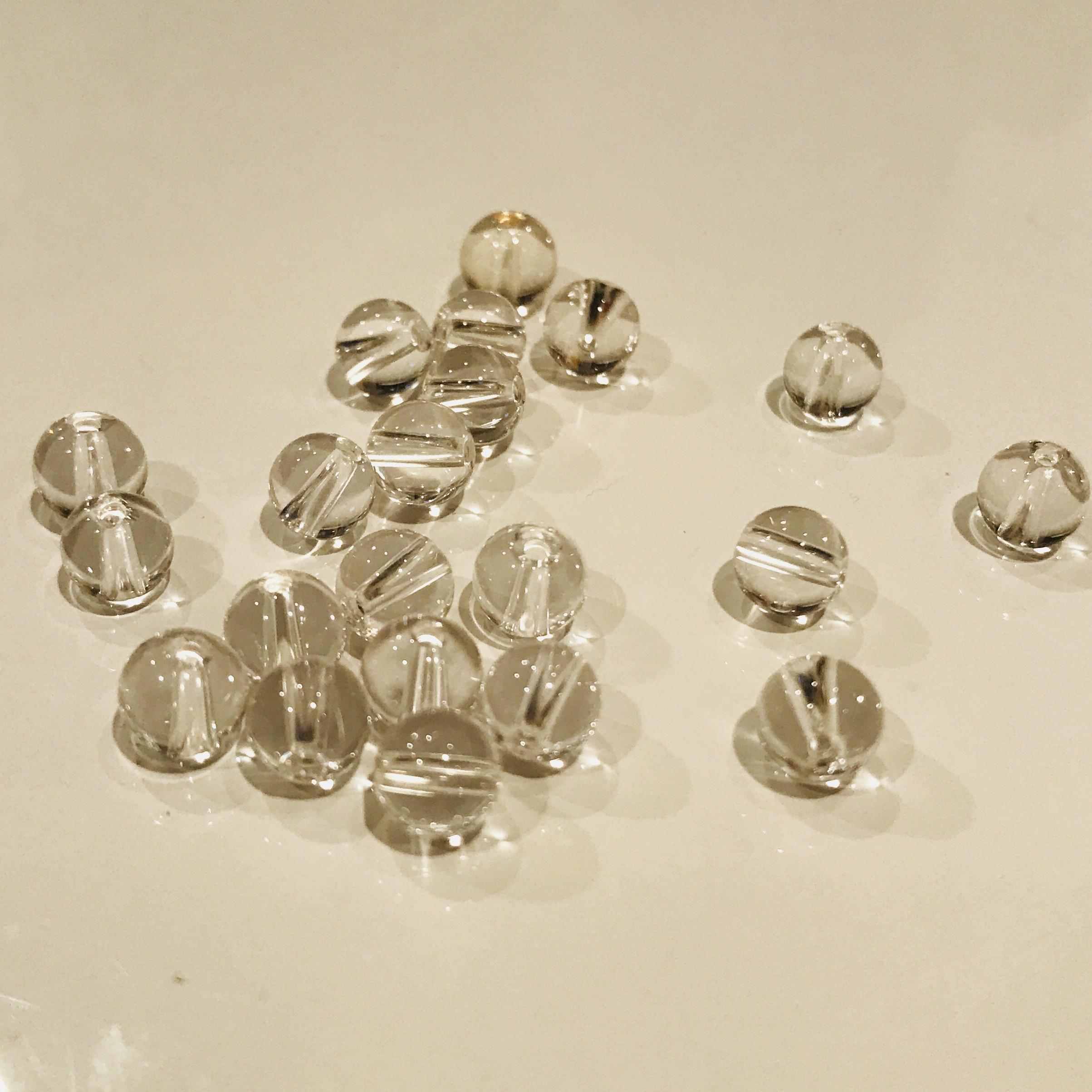 浄化の石|水晶 6mm玉
