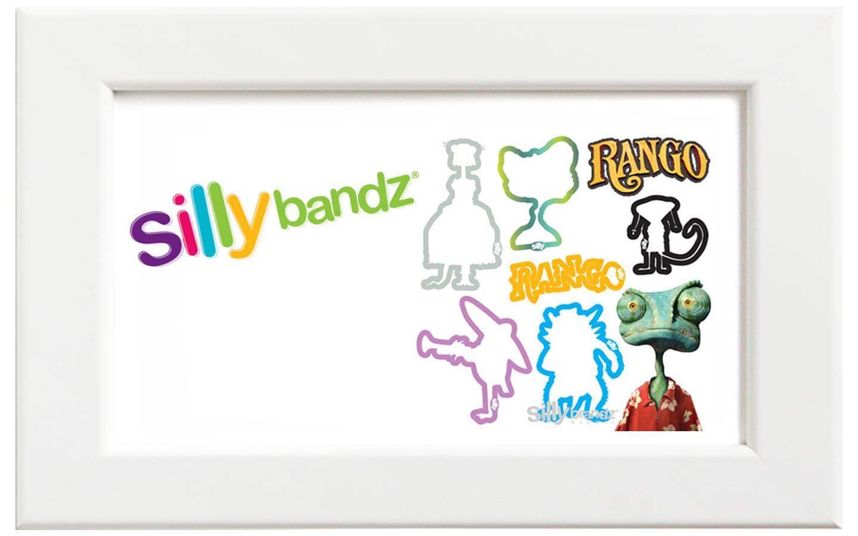 Silly bandz/シリーバンズ ランゴ
