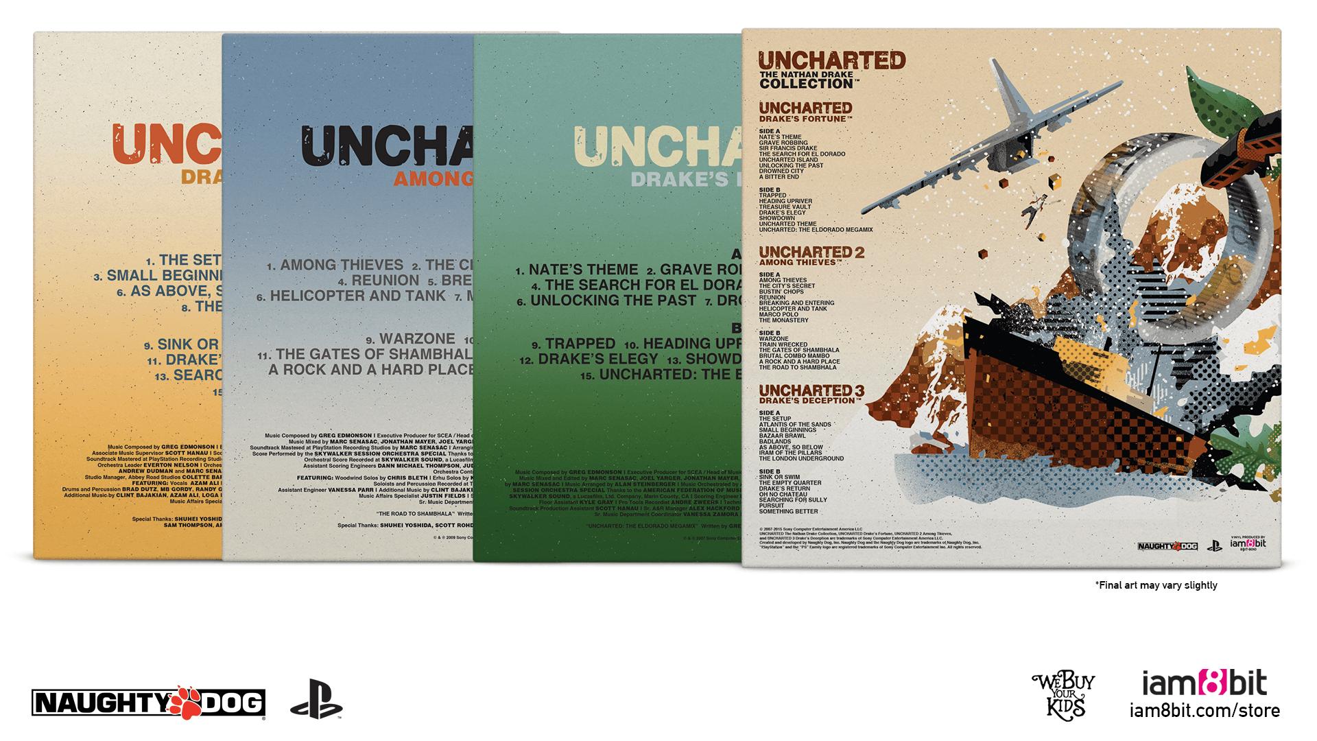 【Uncharted(アンチャーテッド)】ネイザン・ドレイク・コレクション - 画像5