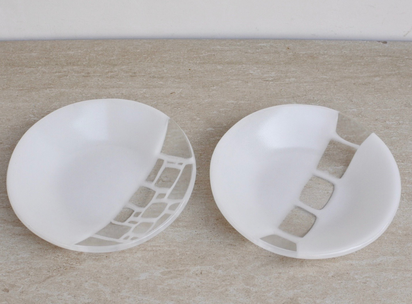 サブロウ/六寸丸皿