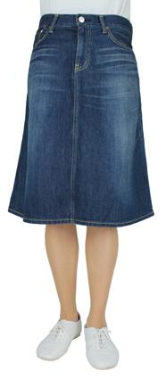 FS 2/3 A-line skirt - 画像2