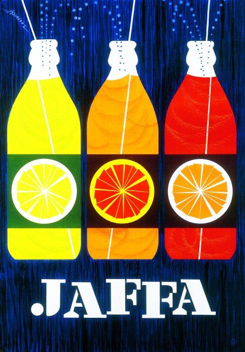 エリックブルーン 「JAFFA レモネード」1959年 復刻版