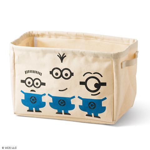 収納ボックス/ミニオンボックス