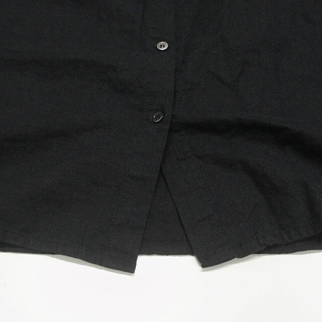 CUORE STORE クオーレストア 2WAYブラウス レディース ブラウス シャツ 7分袖 無地 ゆったり リネン コットン 前後2WAY 通販 (品番9402101)
