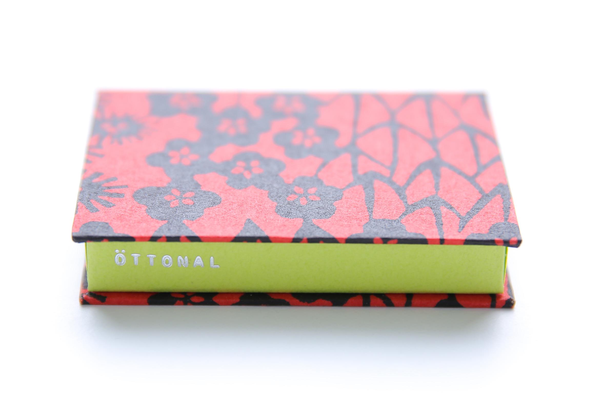 """京都型染アイシャドウ 小梅 Kyoto Paper Box Eye Shadow """"Koume"""" - 画像2"""