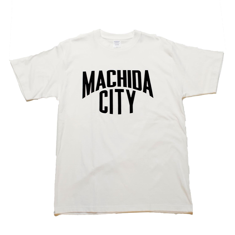 MACHIDA CITY TEE (WHITE)