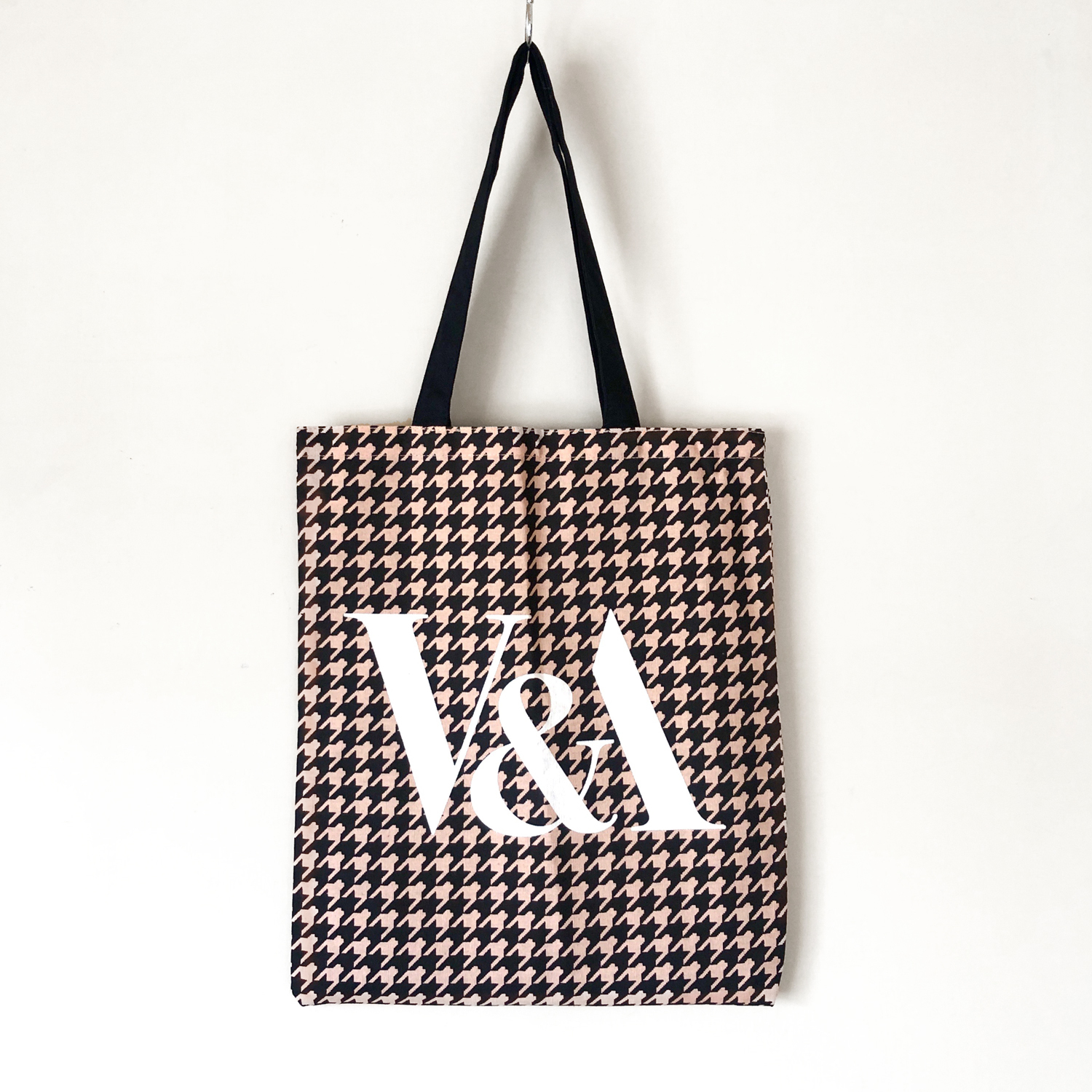 V&A design tote bag / TB-002 PK