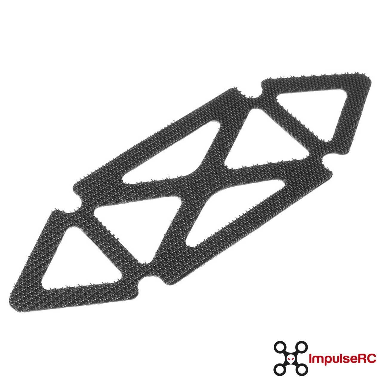 """ImpulseRC ALIEN 5"""" LIPO PAD (フック 黒)"""