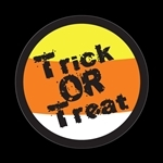 ゴーバッジ(ドーム)(CD0762 - Seasonal Halloween Trick or Treat) - 画像1