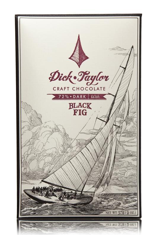 【Dick Taylor/ディックテイラー】72%ブラックフィグ