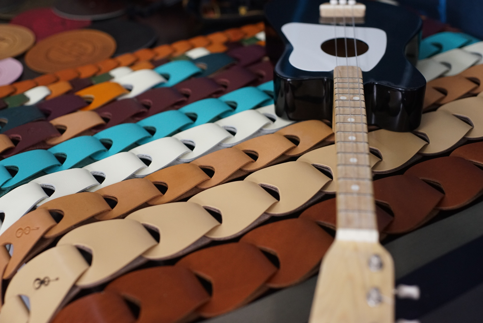 708works Guitarstrap & Equipments