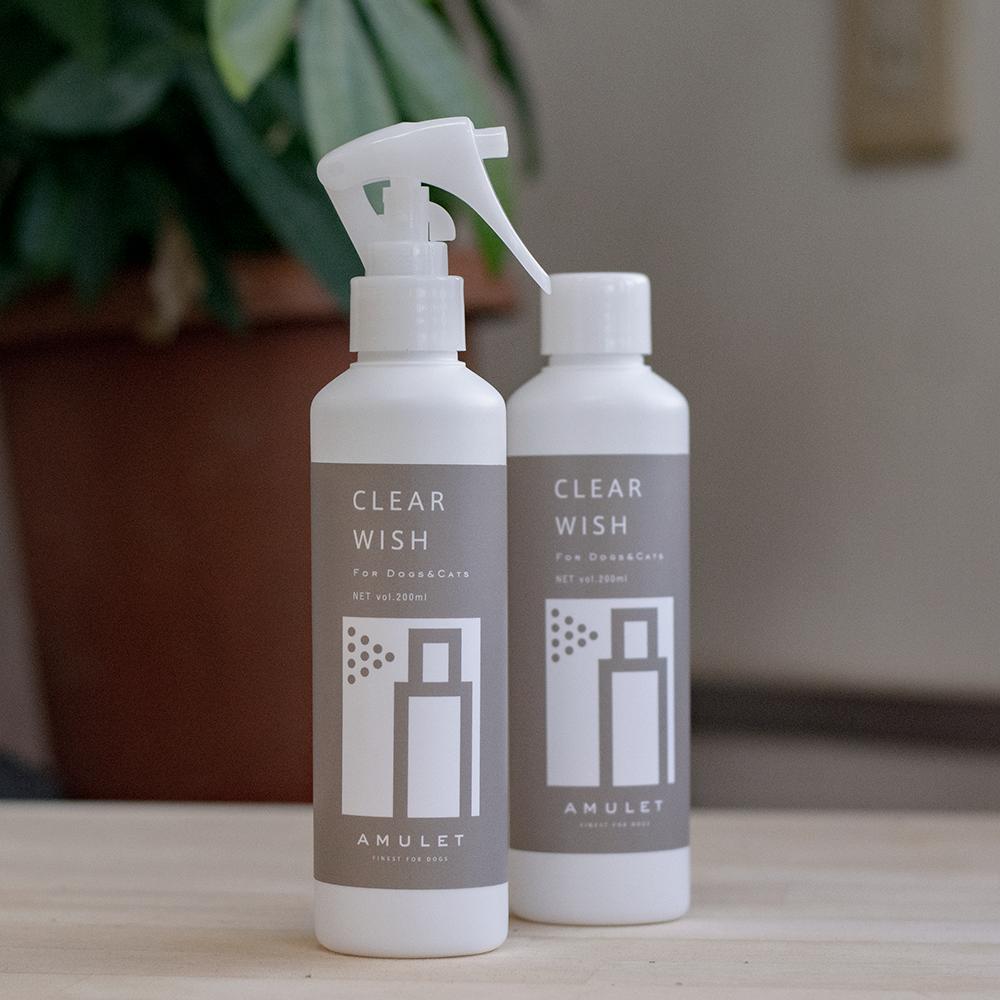 CLEAR WISH  -除菌水-