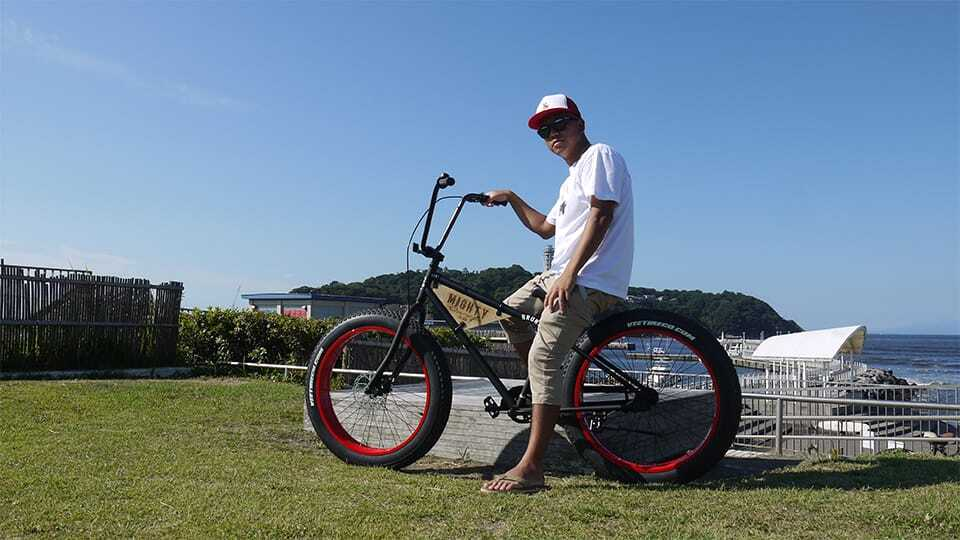 Bronx Cycle Online Store紹介画像1