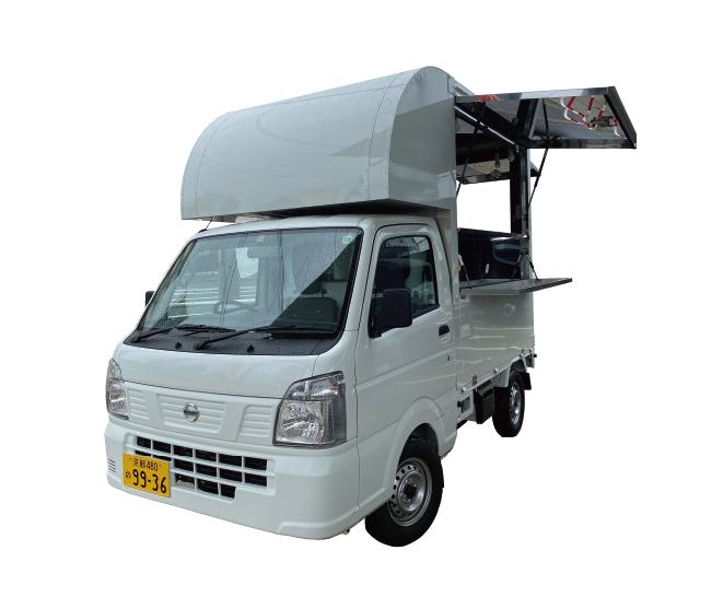 アラン軽BOX + 新車車両
