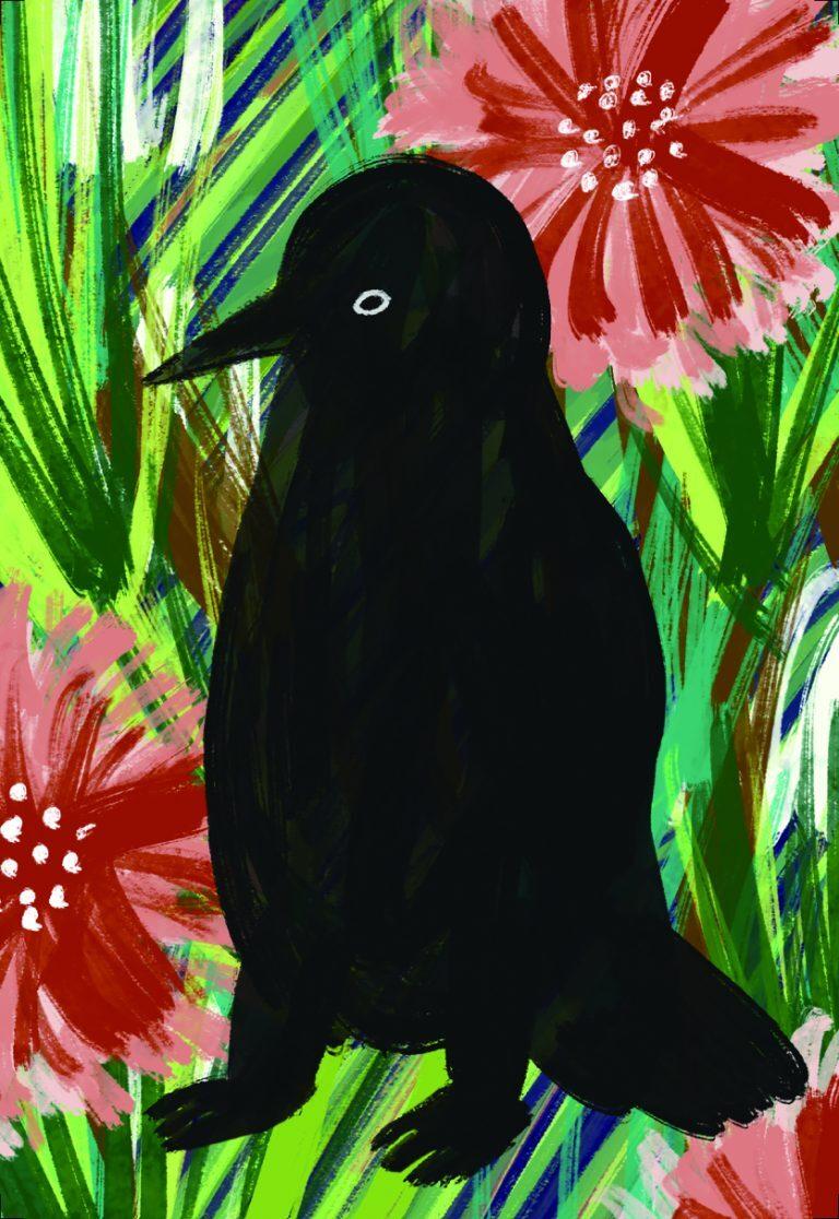 トリノコ個展  「トリノコの鳥」