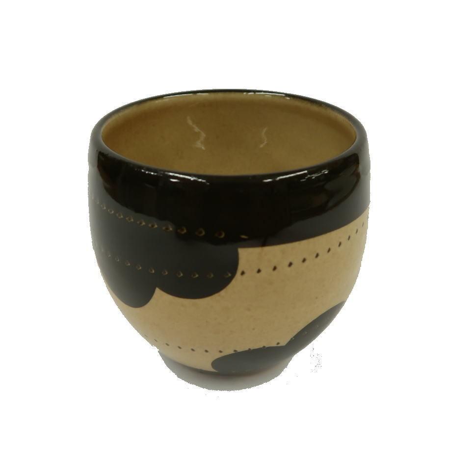 小石原焼 丸カップ小 鶴見窯 ¥1,500