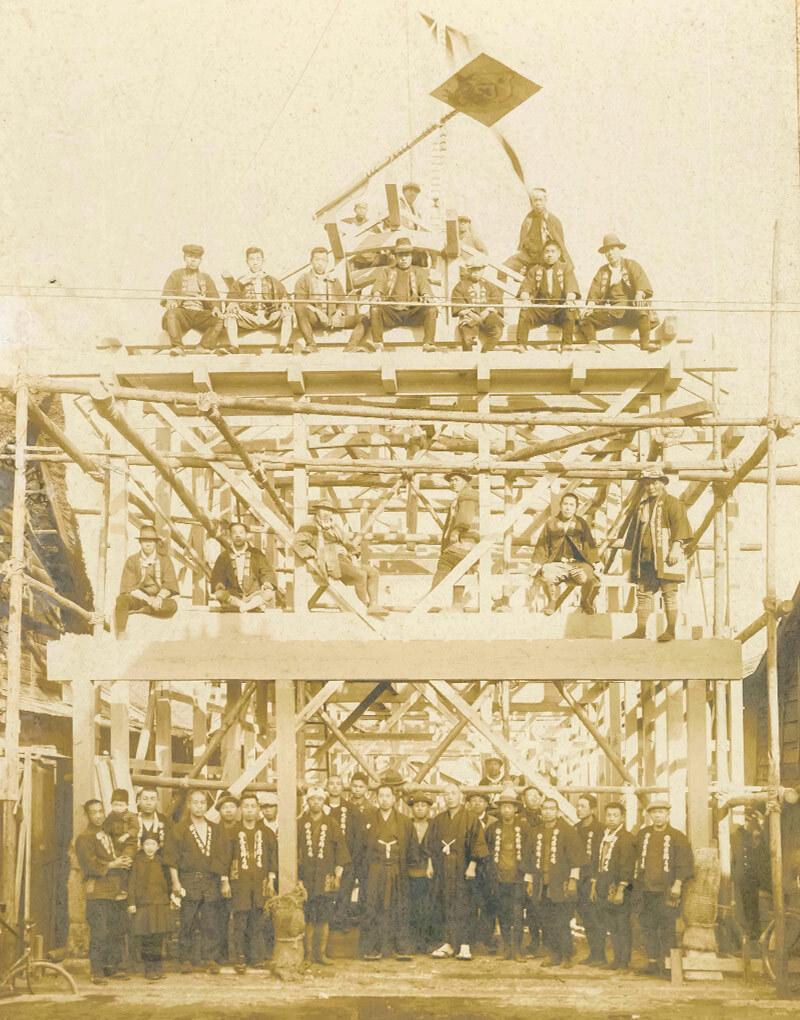 丸栄ふとん店の歴史 イメージ写真