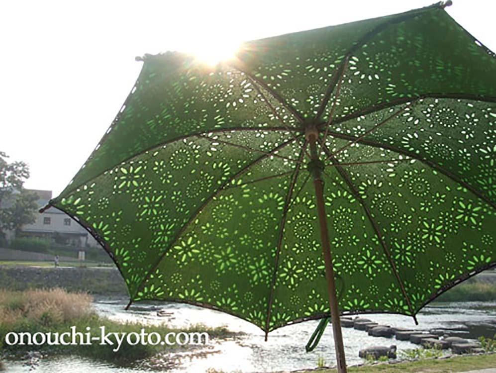 傘のプロフェッショナルとして・・・