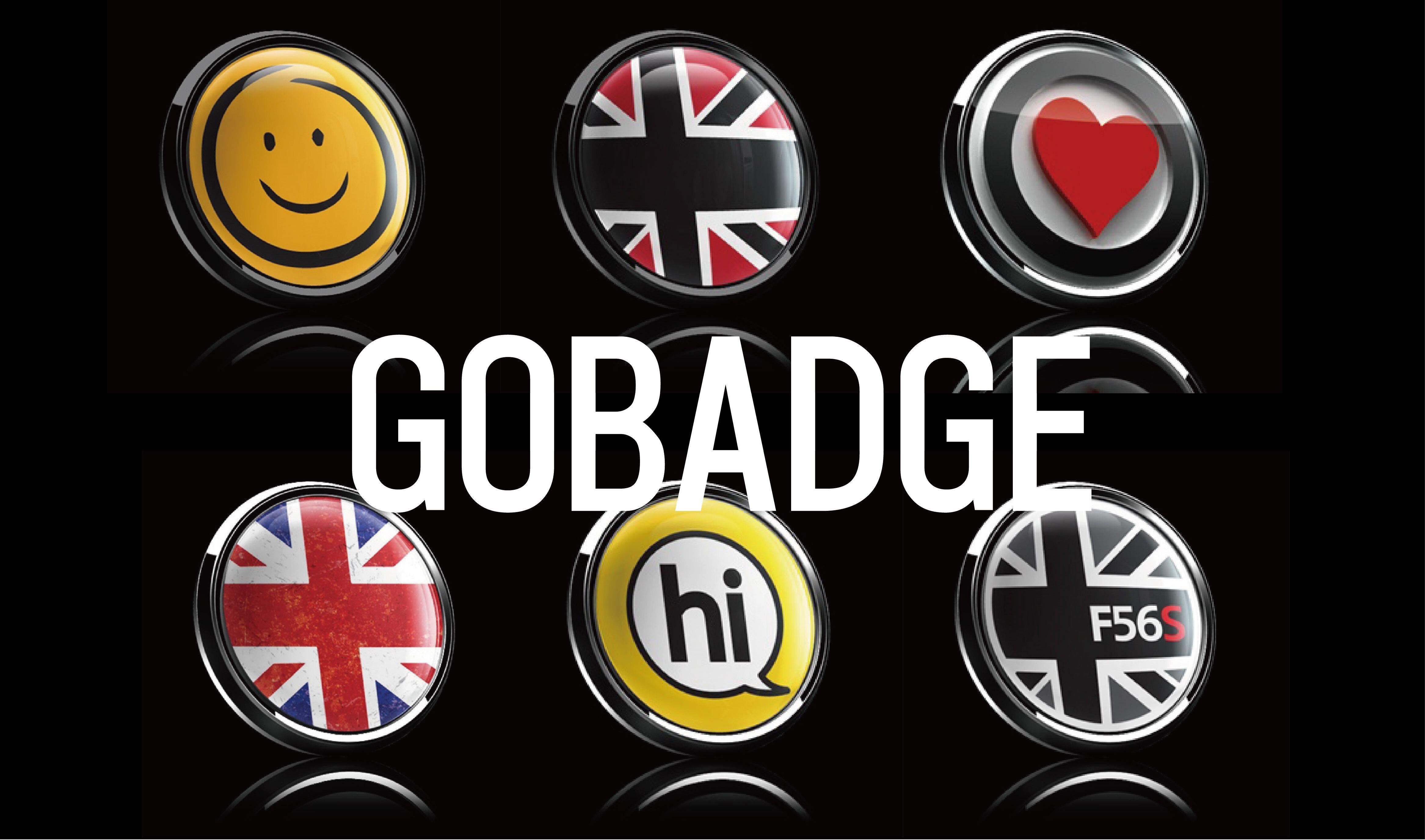 GOBADGE