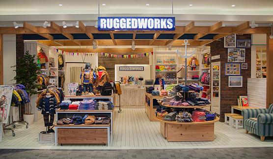 RUGGEDWORKS(ラゲッドワークス)公式オンラインストア