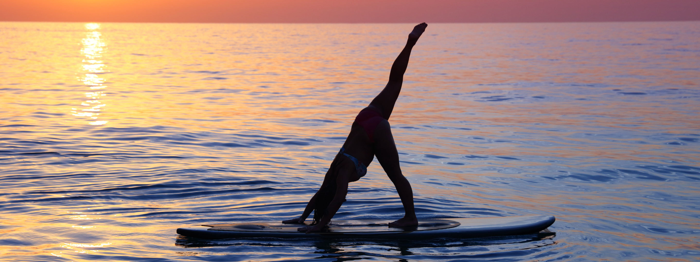 SPOUT Sup Yoga Fitness