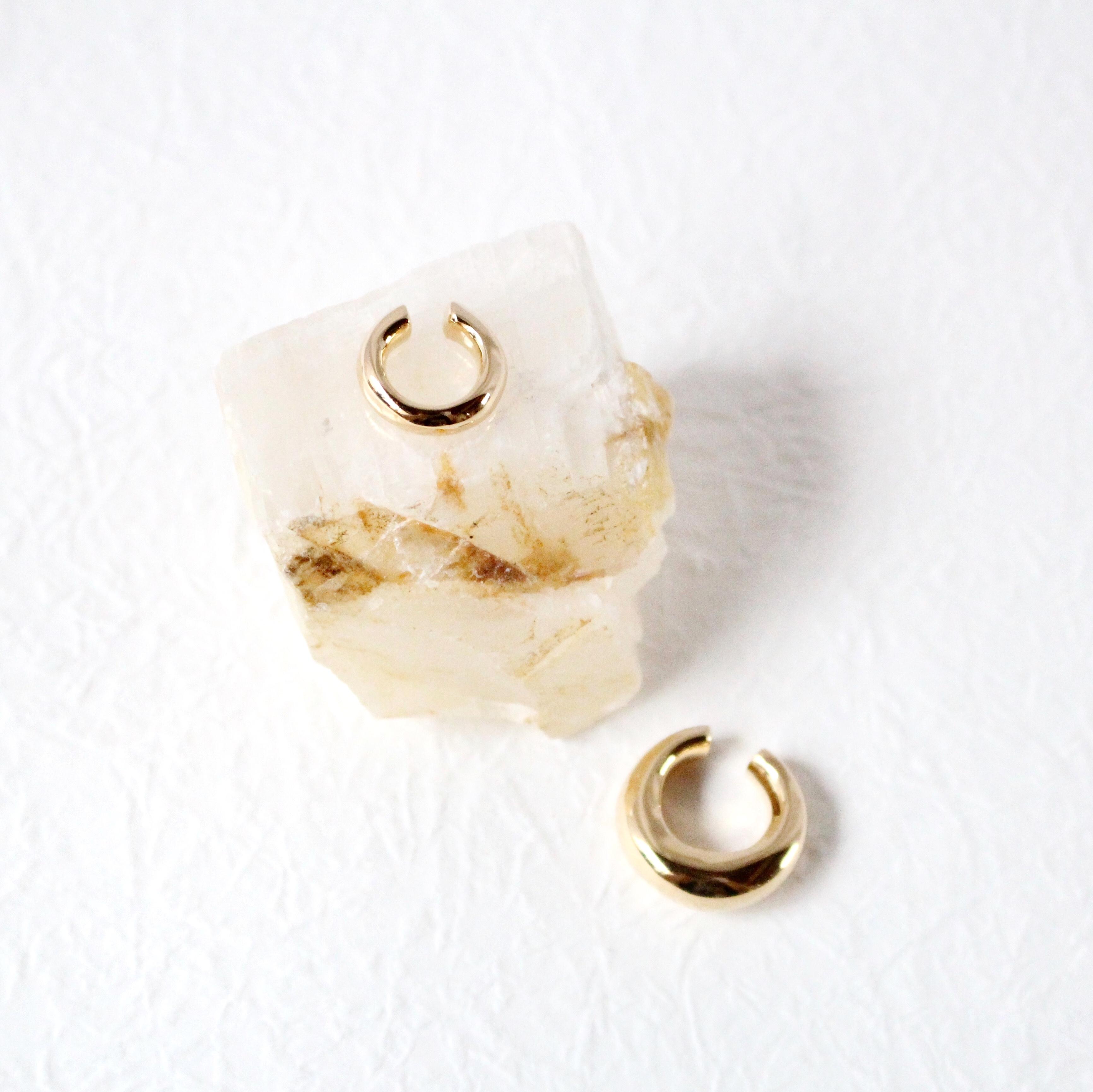 naja gold /ear cuff S・L