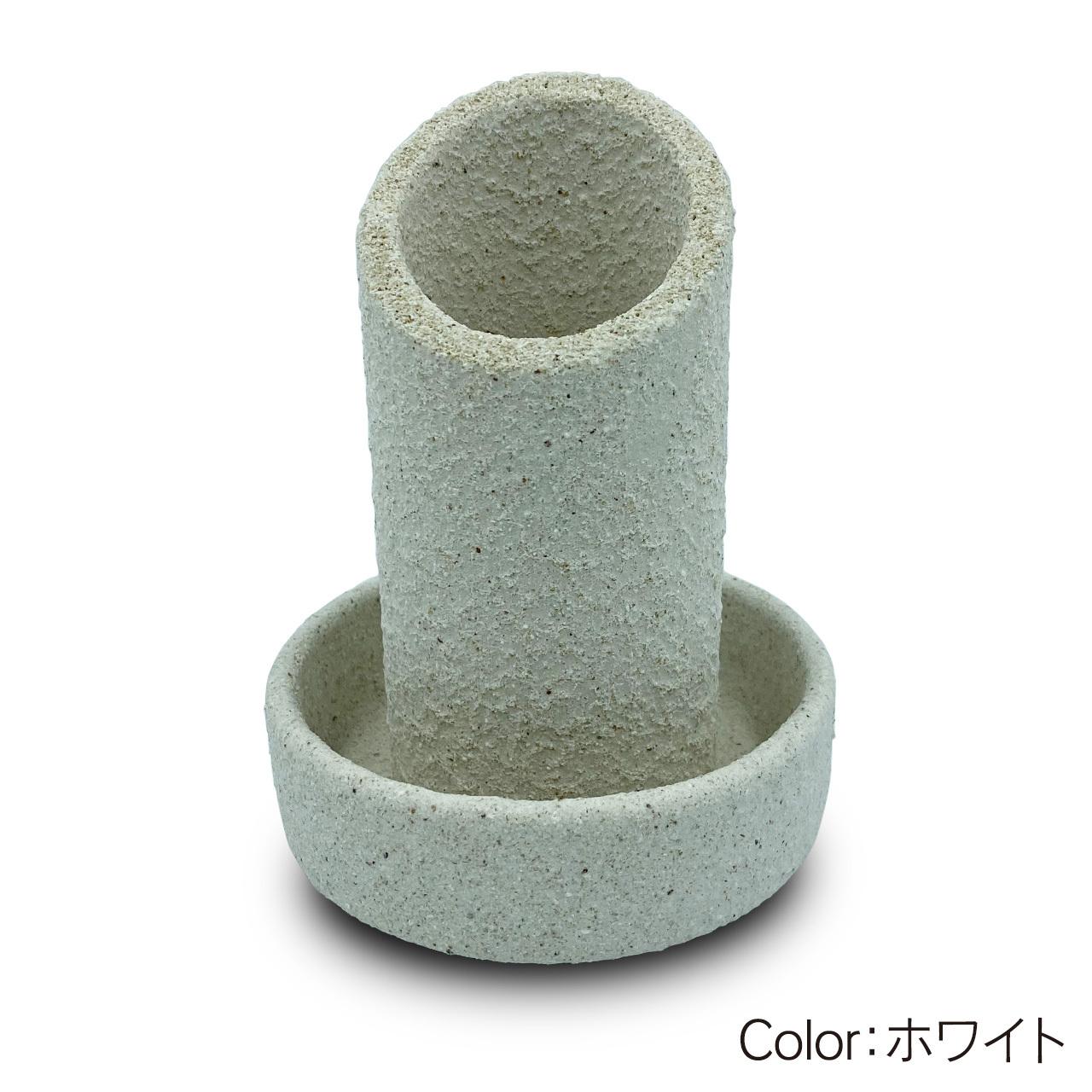 【日産陶業株式会社】陶製加湿器 MARU