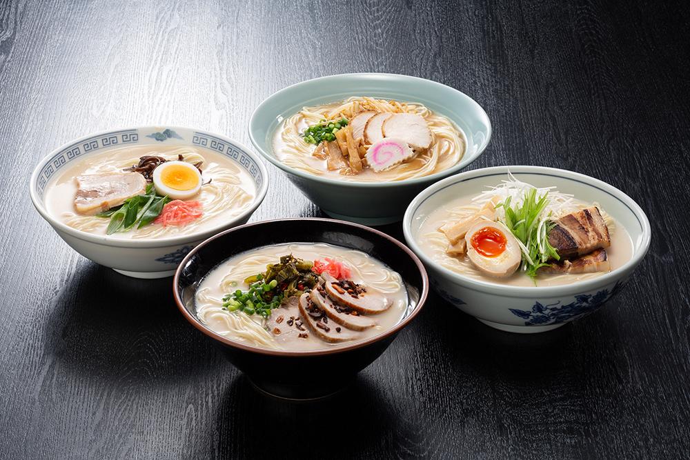 九州麺自慢ラーメンセット(4食)