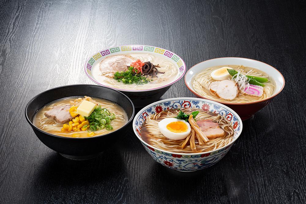 秘伝ラーメンセット(4食)