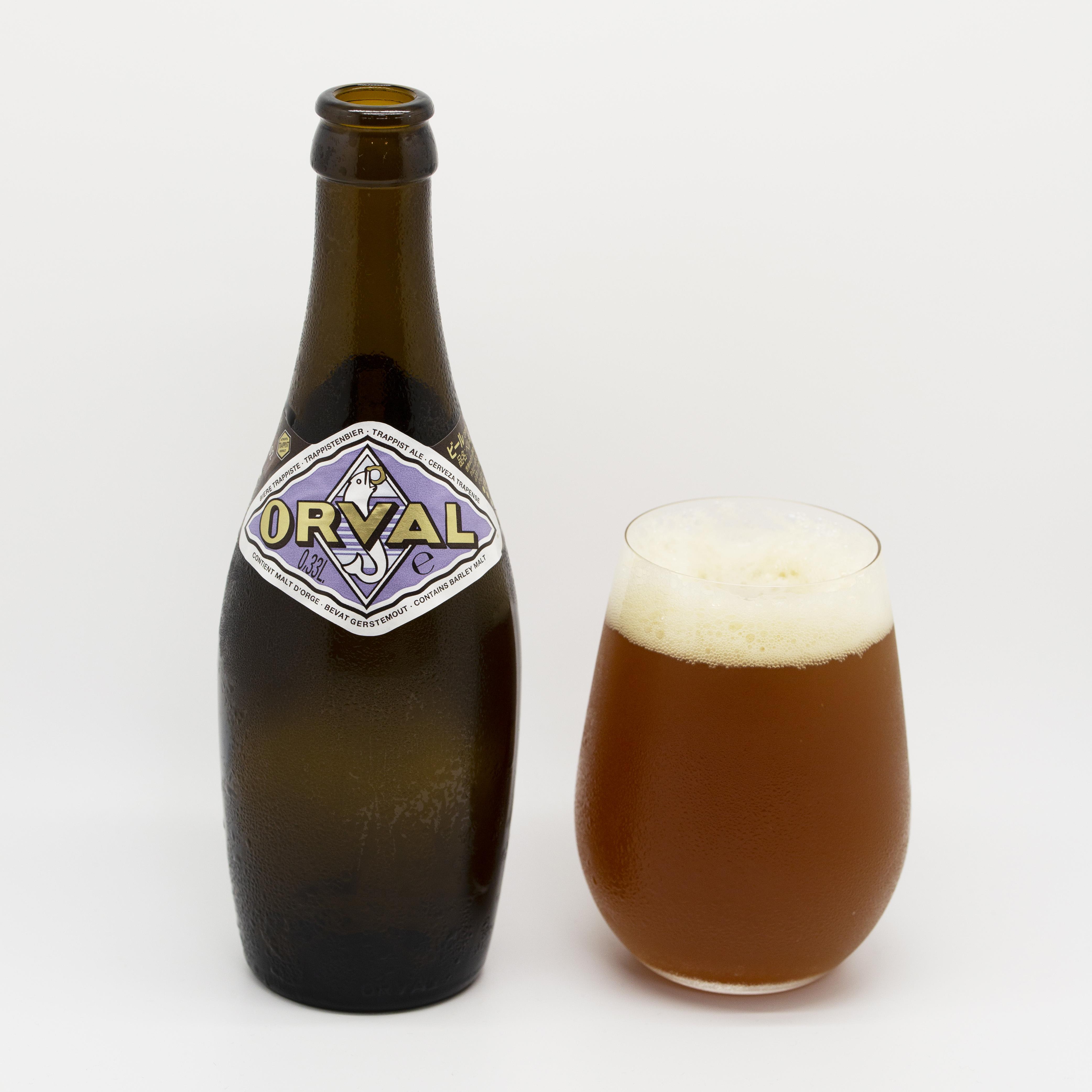 【ビール図鑑】ORVAL